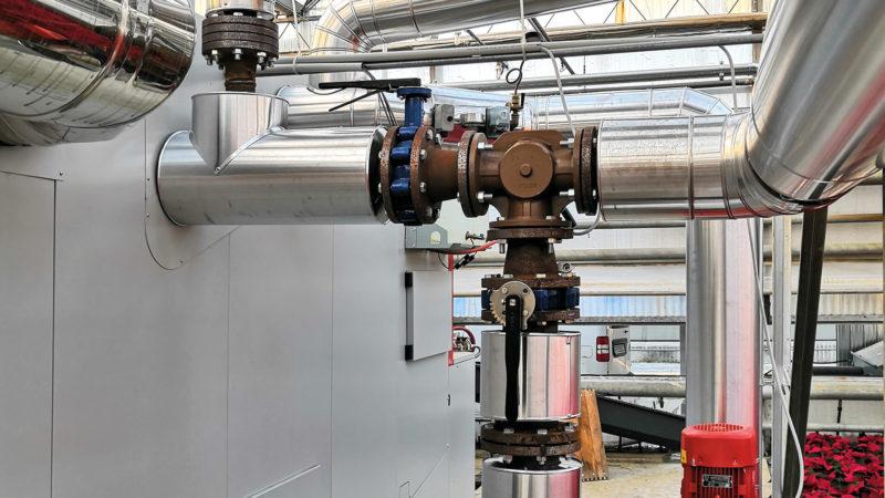 Enerqos progetto biomassa lucca