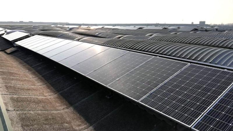 Enerqos progetto fotovoltaico bologna