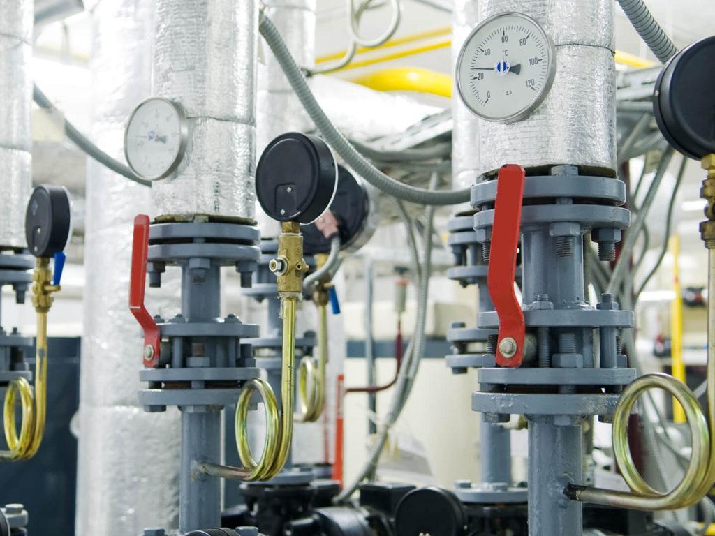 Enerqos impianto di cogenerazione