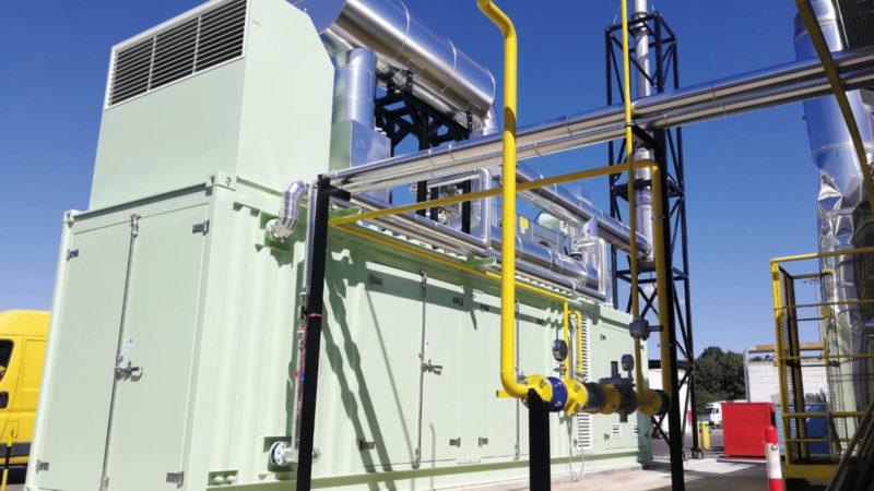 Enerqos progetto cogenerazione milano