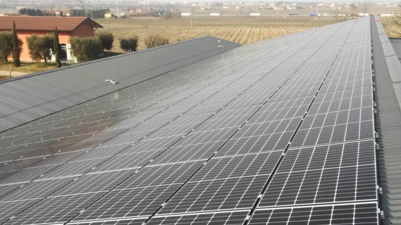 Enerqos progetto fotovoltaico Verona